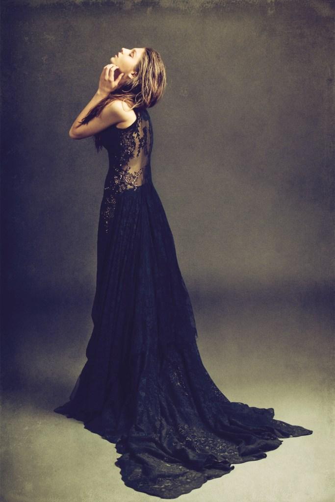 Stripped Back. Photographer David Stanton. Model Magda @ Magteam.