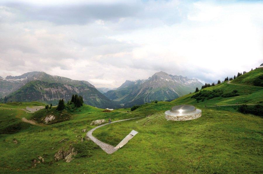 Skyspace in Oberlech