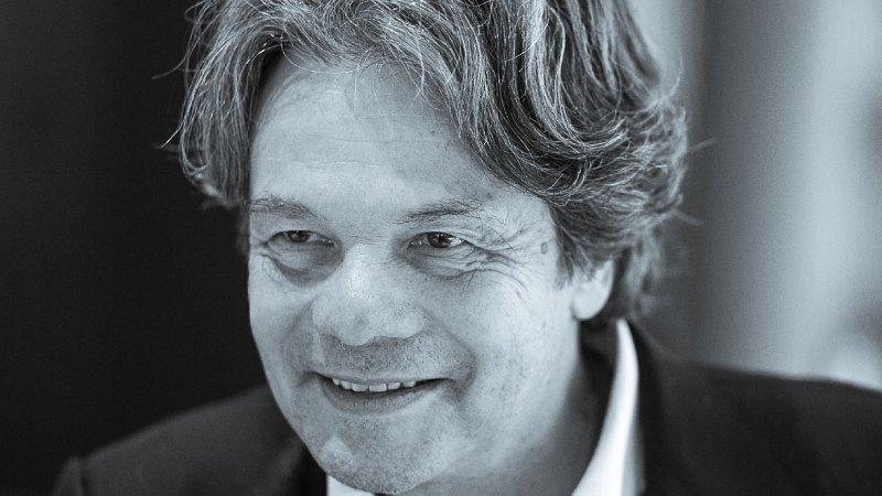 Michael Käfer - leidenschaftlicher Gastronom