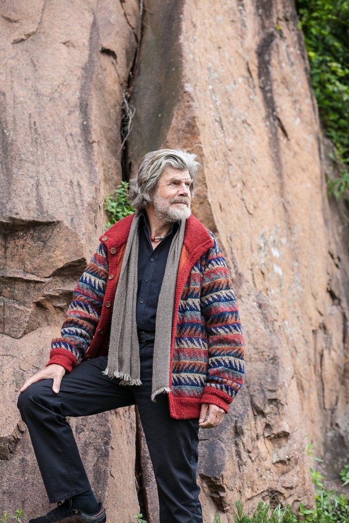 Reinhold Messner - Gründer der Messner Mountain Museums (MMM)