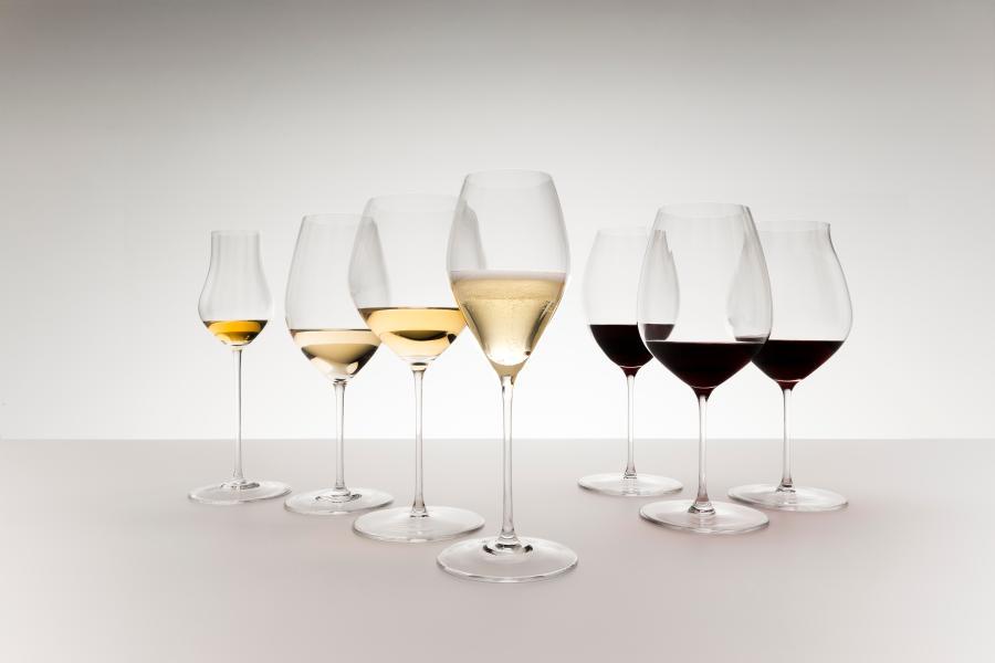 Weingläser der Spitzenklasse