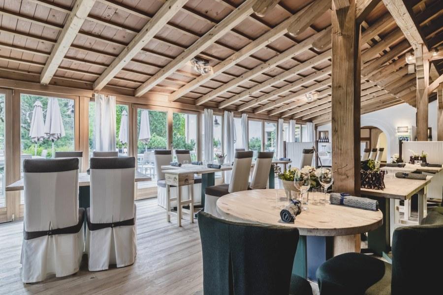 Restaurant Alpes, Spitzen-Küche frei von Vorgaben, Ansprüchen und Erwartungen.