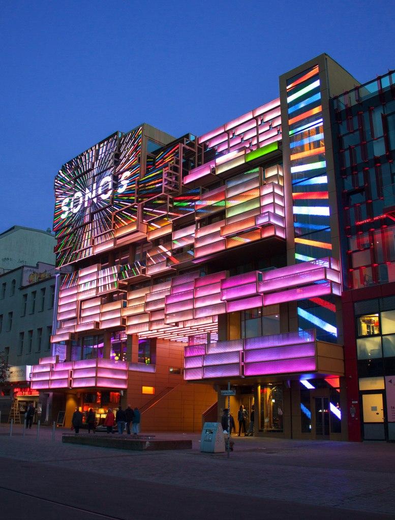 Klubhaus StPauli Hamburg