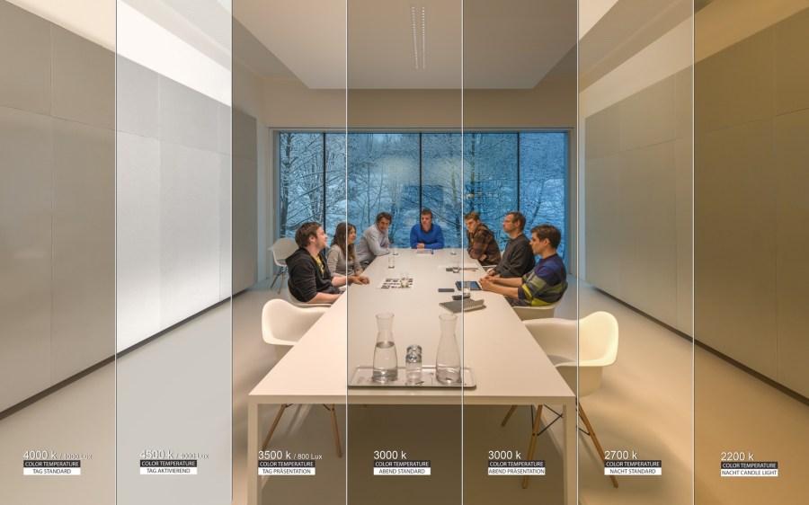 Bartenbach Lichtwelt Whiteroom