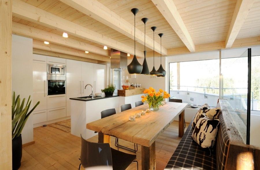 Die bestens ausgestattete Küche, die selbst anspruchsvolle Hobbyköche zum Schwärmen bringt.