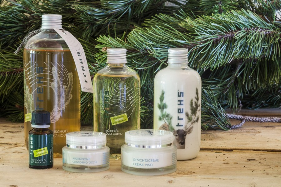 Trehs entwickelt seine Pflegeprodukte auf der Basis von Traditionen in enger Verknüpfung mit Orten und Menschen.