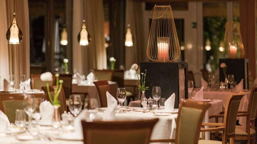 Restaurant im Hotel Mignon