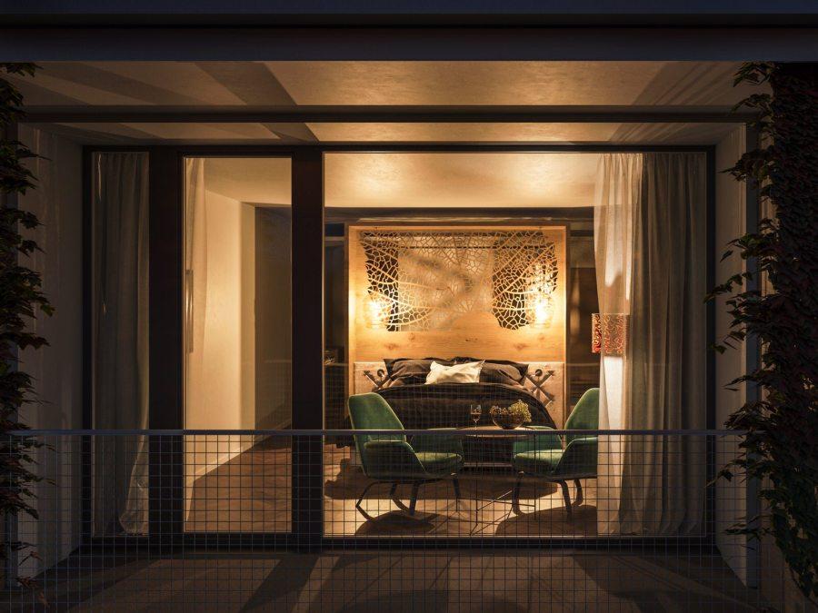 Juniorsuite im Hotel Weinmesser Vista Ansicht