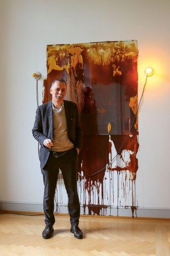 Roland Wäspe Direktor Kunstmuseum St. Gallen (seit 1989)