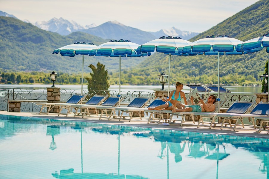 PARCO SAN MARCO: Relaxen am Pool