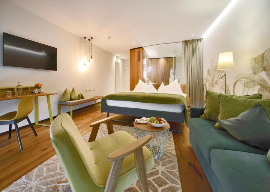 Hotel Hohenwart Zimmer Trauttma