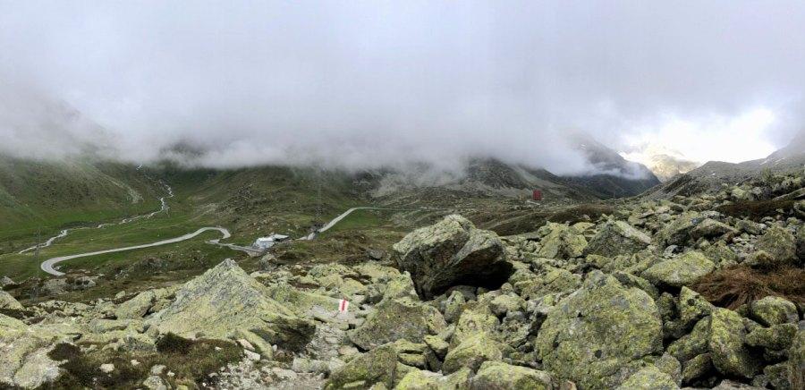 Magie am Julierpass auf 2300 Metern