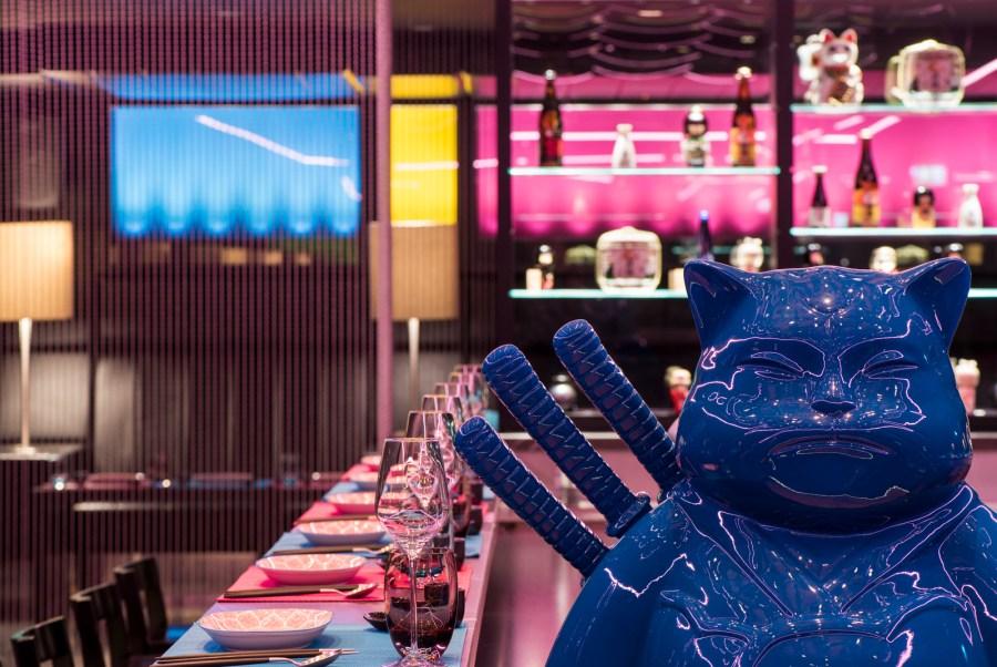 W Verbier  - Carve Sushi-Bar & Asian Fusion