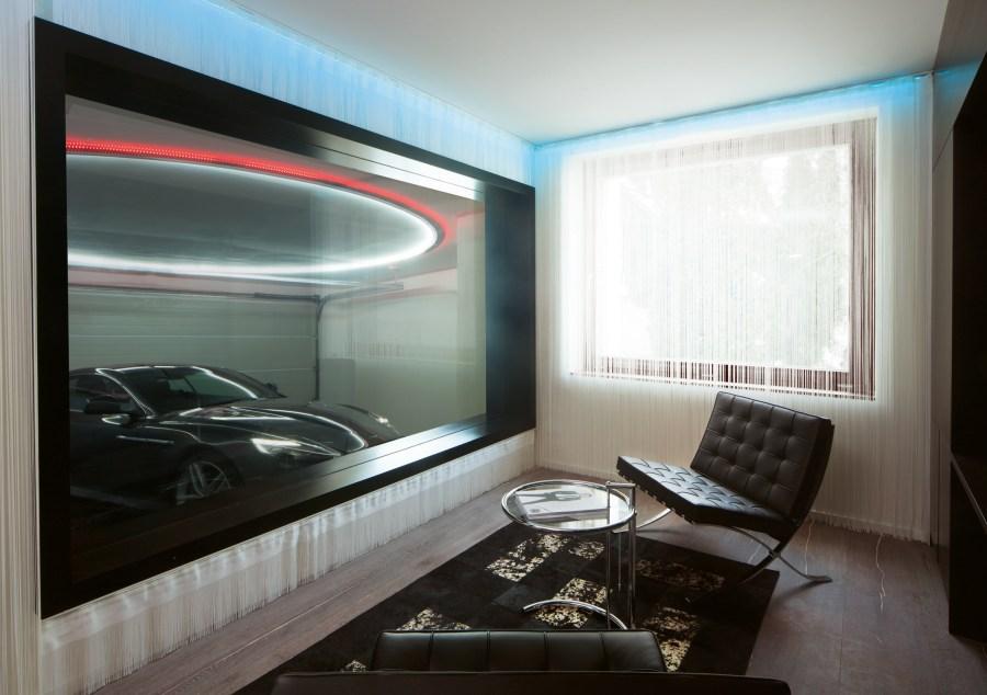 Die Aston Martin Suite im MOHR life resort.