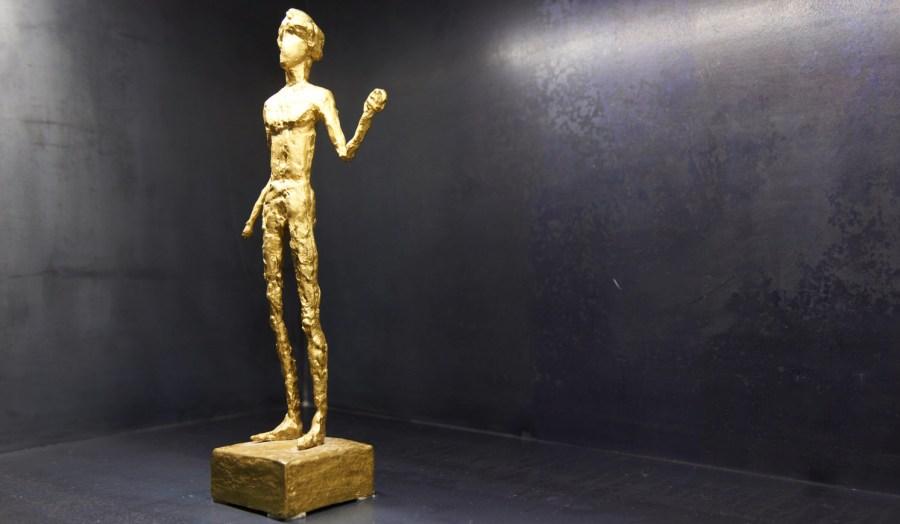 Skulptur von Diego Giacometti
