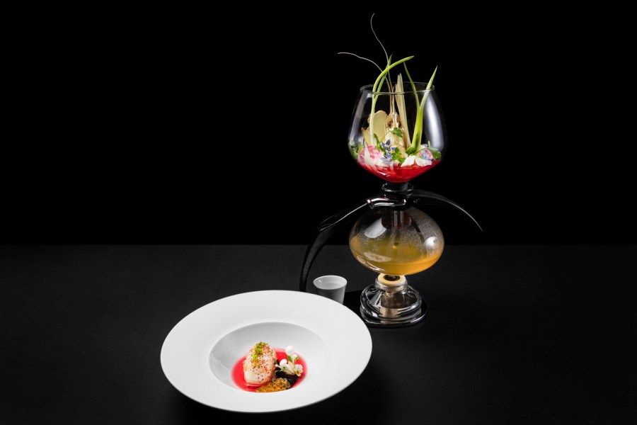 Hong Kong Cray Fish Tea © Martin Kreuzer