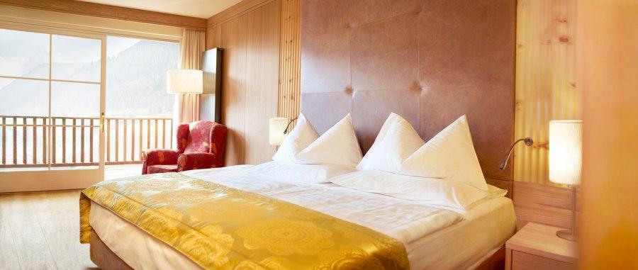 Zimmer im ADLER Spa Resort DOLOMITI