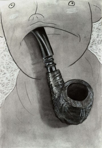 The Boy With the Pipe
