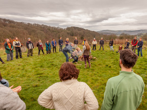 Embercombe acorn training