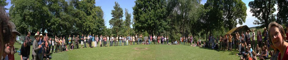 Art of Mentoring Camp Community Village