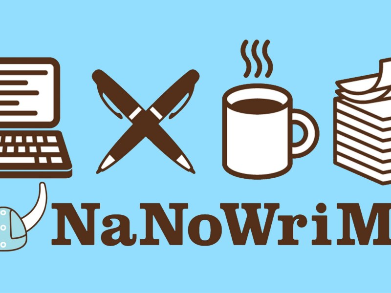 5 Tips For NaNoWriMo