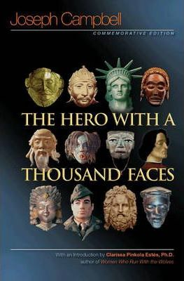 The Hero With 1000 Faces by Joseph Campbell