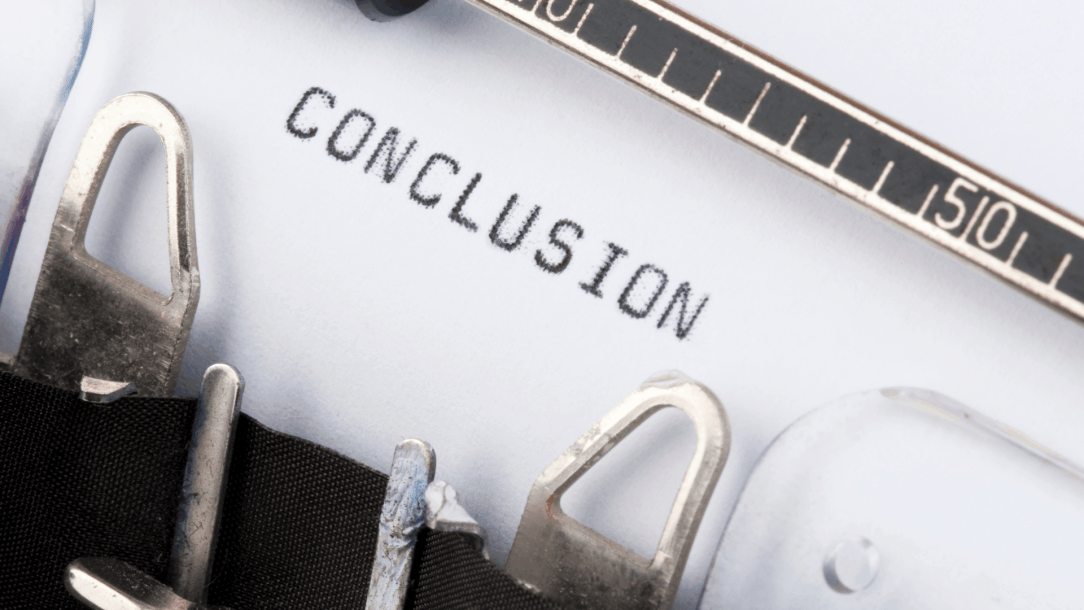 How to Write a Conclusion in 3 Simple Steps
