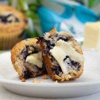 Classic Betty Crocker Blueberry Muffins