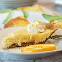 Key Lemon Pie