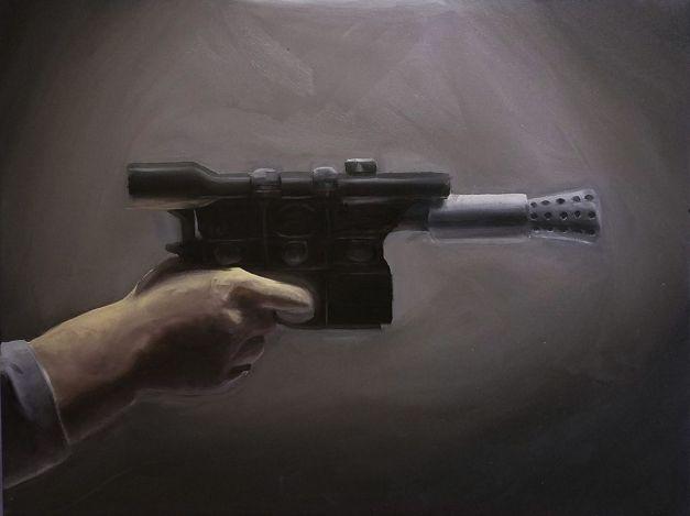 Celebrity Guns - No. 4 - The Blaster