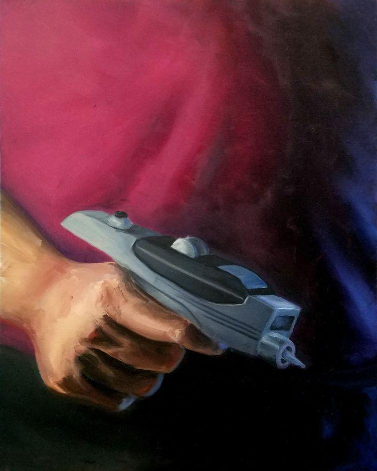 Celebrity Guns - No. 2 - The Phaser