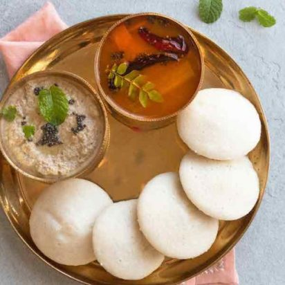 Soft Idlis with rice flour recipe | Easy, Healthy and gluten-free