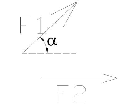 statyka6 - Dodawanie wektorów algebraicznie i skalarnie - podstawy