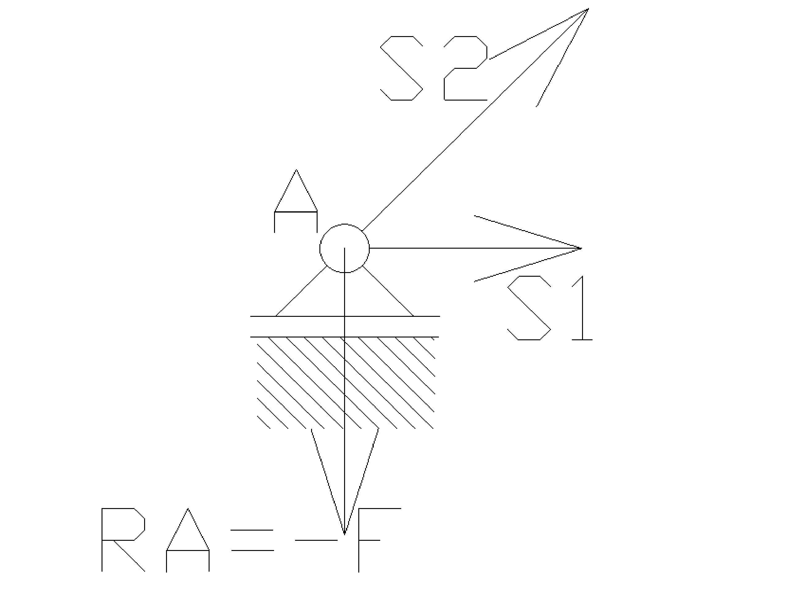 statyka17 - Kratownica płaska - metoda równoważenia węzłów - zadanie 22