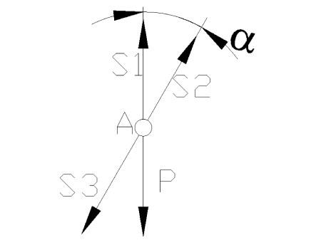 rozciaganie11 - Układ prętowy statycznie niewyznaczalny - zadanie 27