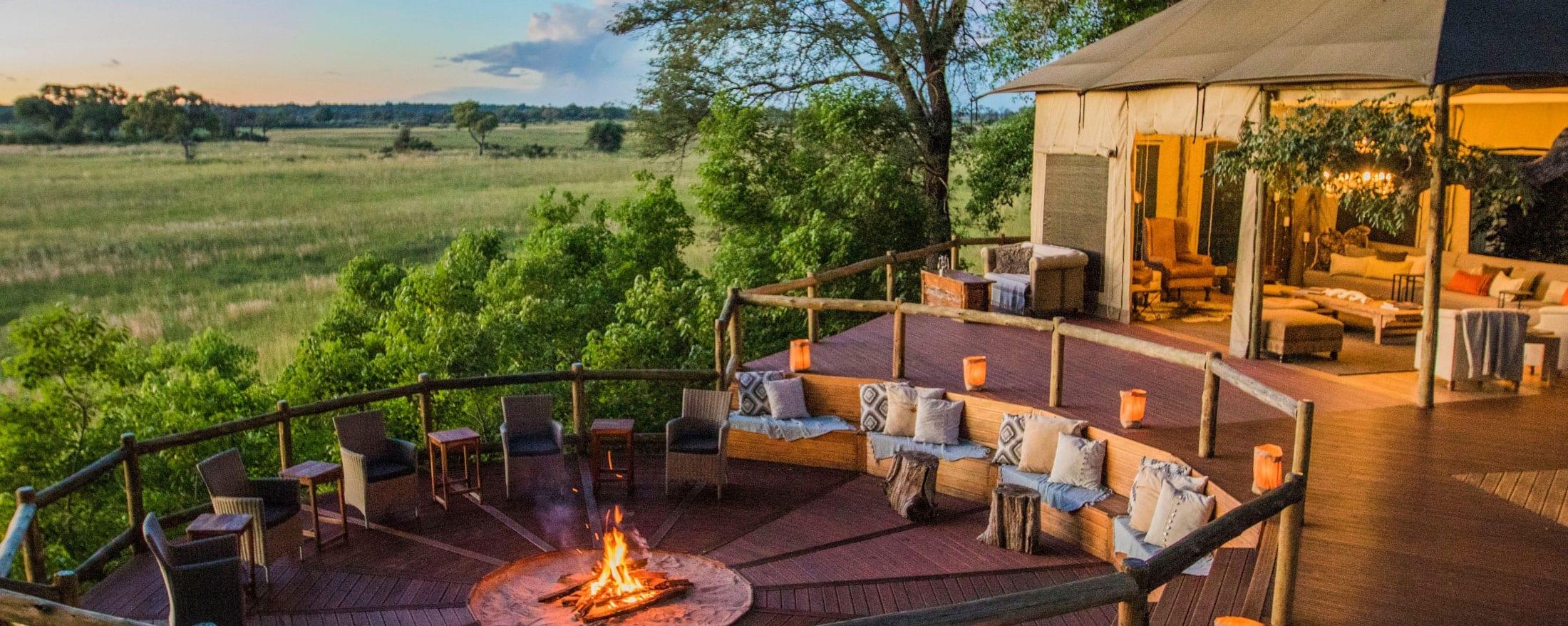 luxury namibia safari lodge nambwa