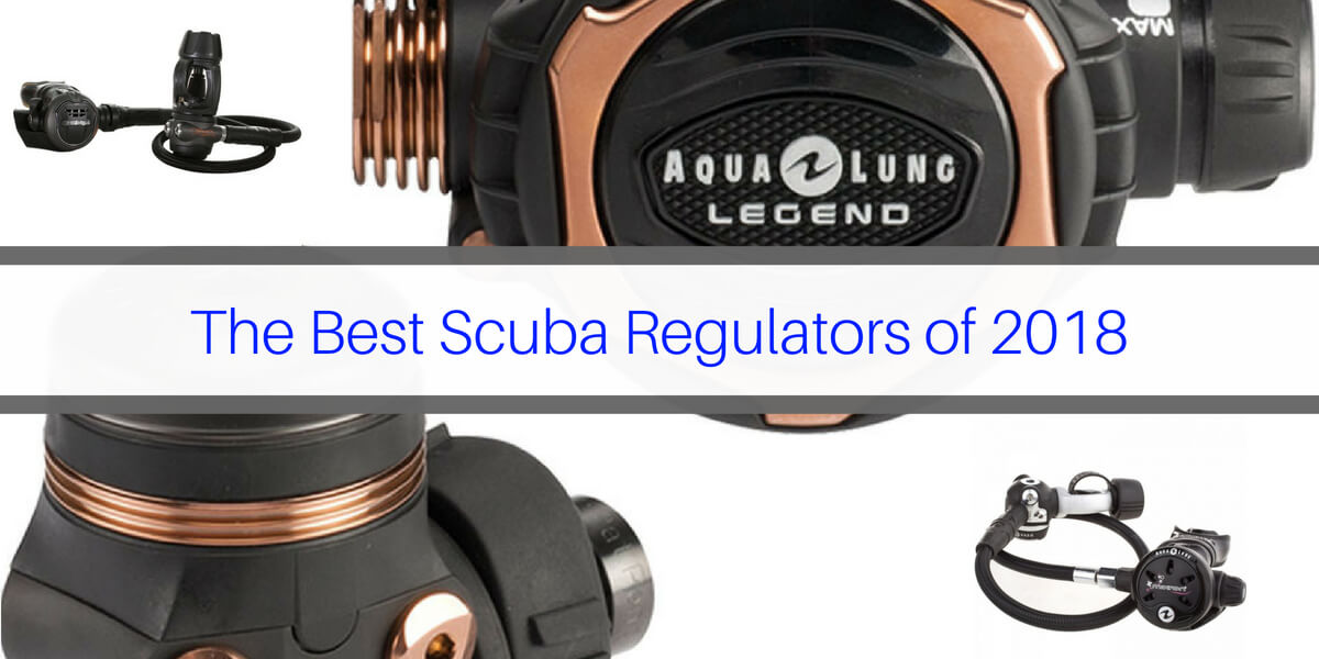 best scuba regulators