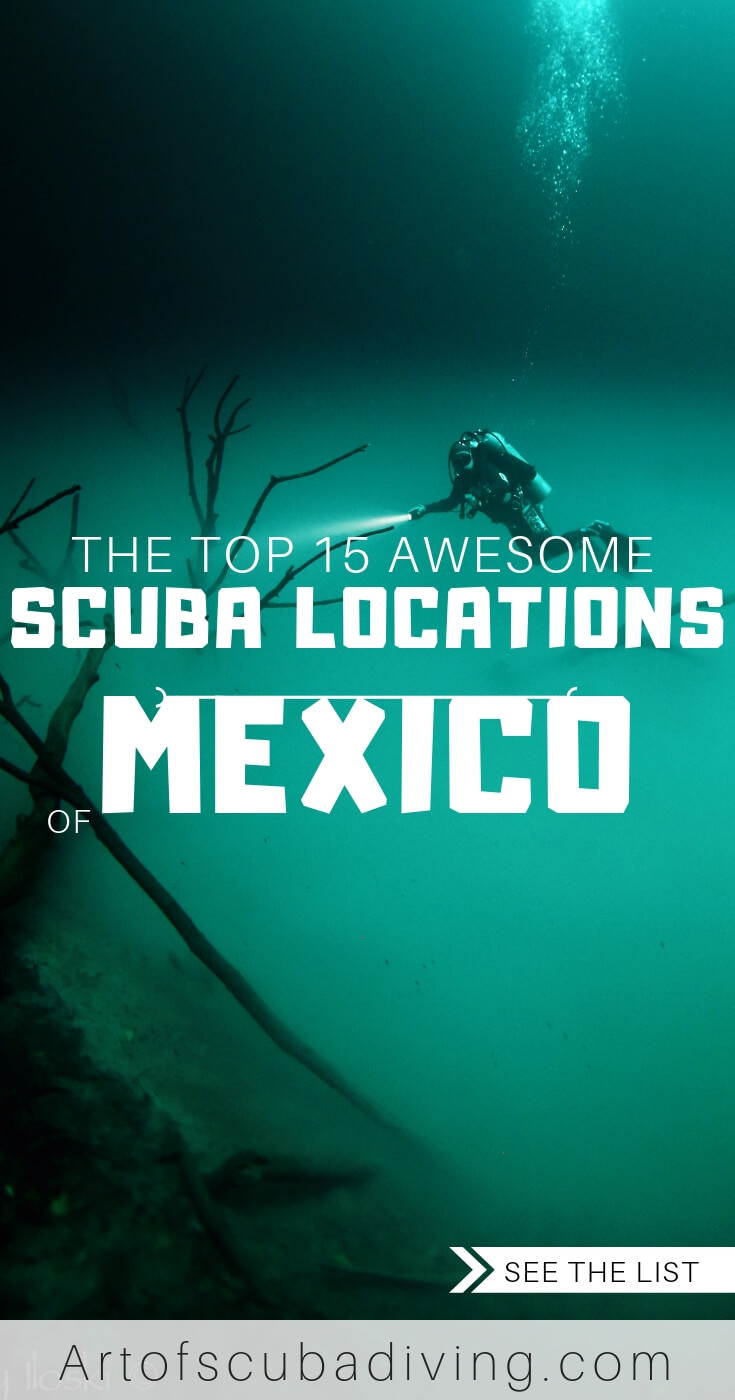 SCUBA LOCATIONS IN MEXICO