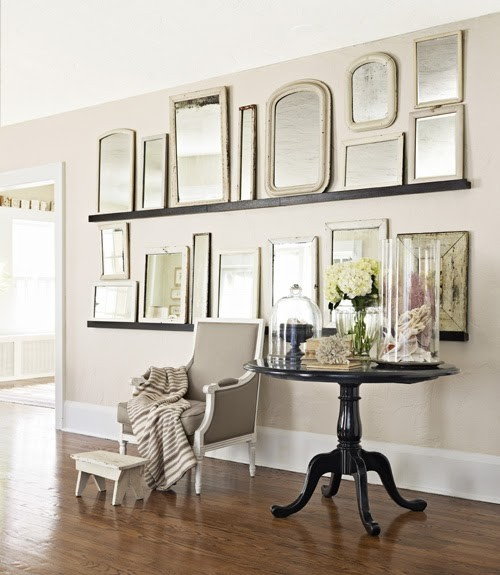 The Great Role Mirrors Play In Decorating - Art of Style and Grace