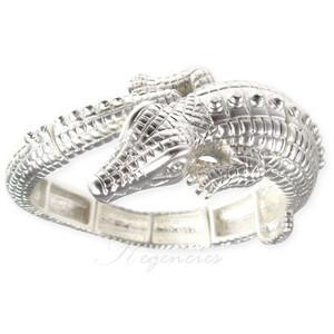 Friday Finds- Alligator Bracelet Bling.....
