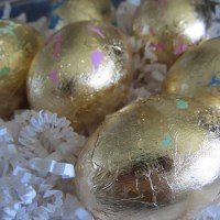 The Gilded Egg Project