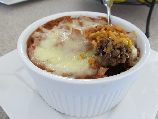 A Mexican take on Shepard's Pie....