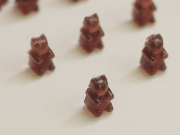 how to make wine gummy bears