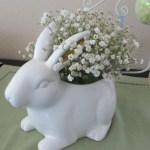 DIY Easter Floral Arrangement