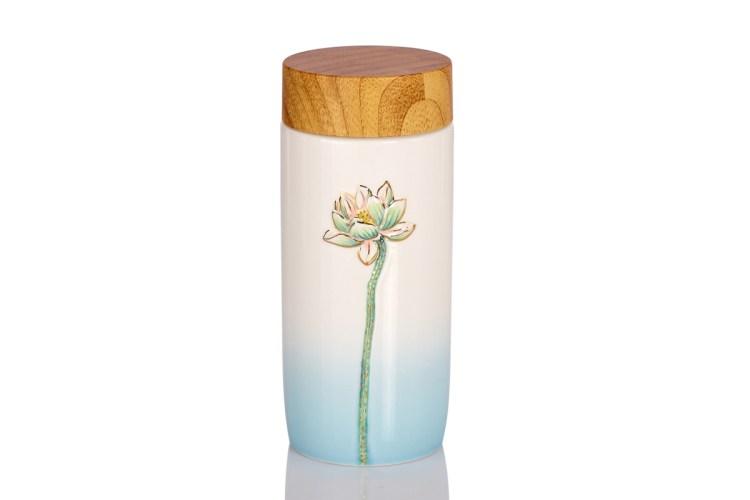floral-beauty-tumbler-white-blue-18k-gold-flower