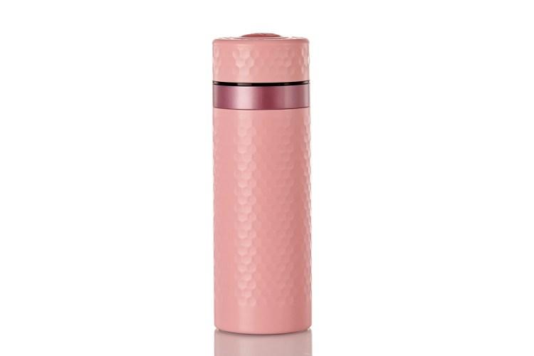 sakura-pink-stainless-steel-drinking-flask
