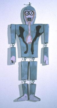 Dowdey Puppet