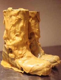 Cheese Boots