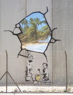 Courtesy Banksy (2005)