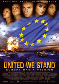 United We Stand Poster, Franco Mattes